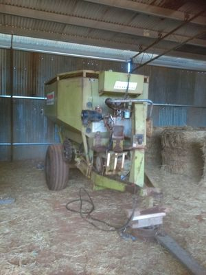 Allfarm Air Seeder