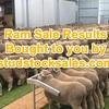 Glenlea Park, Ridgeway, Orrie Cowie and Ridgeway Advance Merino Ram Sale Results