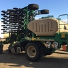 6.2 meter Great Plains Spartan 607 triple disc seeder For Sale - As New!