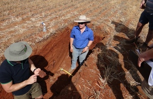 Riverine Plains Inc to hold informal soil pit discussions