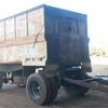 Macol tipping dog trailer