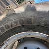 Tractor Tyres Full set 480/70R34 & 380/70R24