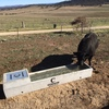 8ft concrete sheep/cattle troughs 450Litres