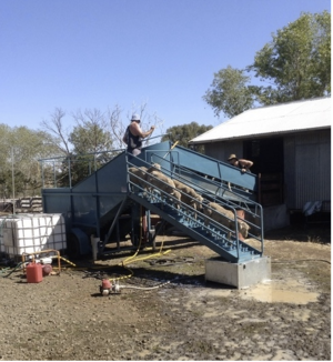 Mobile Plunge Dipping Service Available