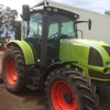 CLAAS ARES 567 ATX TRACTOR - 110HP.