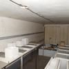 Cold Room fiberglass ex truck body 8 pallets 3 phase.