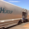 CBH Harvest Report - Emergency storage getting utilised