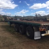 1984 McGrath Tri Axle Trailer