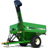 24t J&M Chaser bin with scales great condition