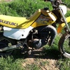 SUZUKI DS80 2 Wheeled Motor Bike for Sale