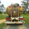 semi tanker for drinking water