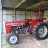Massey-Ferguson 240 Tractor