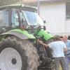 Deutz Agrotron 4WD Tractor Like New