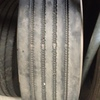 Second hand truck tyres