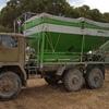 Riteway 11 Tonne Grouper On A Isuzu 6 Wheel Drive Truck