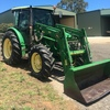 John Deere 5720 loader tractor  - Machinery & Equipment