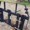 Under Auction - Bale Mover Universal .  7 available - 2% Buyers Premium on All Lots