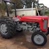 Massey Ferguson 65 tractor. Re Built