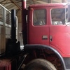 International Acco Farm Truck with Tipping Tray