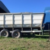 WEBCO Twin Axle Silage Feedout Cart For Sale