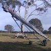 """Auger PTO Drive 9"""" x 45 ft"""