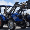 Trident 2017 55HP Tractor - 4WD + 4-in-1 Bucket