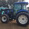 2018  New Holland TD5.95 Tractor With Loader 200HRS