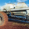 GASON1880 3 BIN AIR SEEDER  FRONT TOW WITH HYDRAULIC AUGER  TO BE SOLD AS IS  $14500  OR