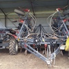 Flexicoil Airseeder 26 to 30 foot 320 bar with a 1330 aircart (has a PJ Greens small seeds box)