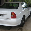 MITSUBISHI MAGNA. 2002. ADVANCE SEDAN. 12 MONTHS REGISTRATION. VERY GOOD CONDITION.