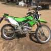 2014 Kawasaki KLX 150 Motorbike