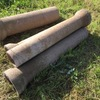 Under Auction - Concrete Colvert Pipes - 2% Buyers Premium on all Lots