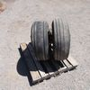 Under Auction - Dual Wheel Castor Wheel Assemblies - 2% Buyers Premium on all Lots