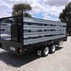 BRAND NEW  3.5 ton 15 X 7 Flat bed trailer Australian made with Australian steel