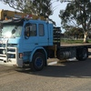 Scania 92m Tray Truck with Air Bag Suspension