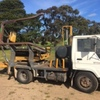Tanco Truck mounted Silage Wrapper