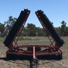 Rubber tyre roller for sale to suit Horwood Bagshaw Seeder