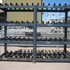 Heavy Duty Steel Rack Approx 3070mm x 1100mm x 2420mm