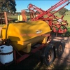 40ft Boom Spray Tow Behind & Dual Wheels  ### Wanted ###
