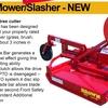 Browns Mower/Slasher - NEW - make an offer