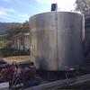 8000 LTR Dairy Milk Vat & Compressor.
