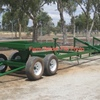 Comb Trailer to suit 40ft MacDon Front / Hire for Season