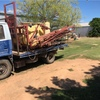 Isuzu Truck with Hardi 18 mt Boom Sprayer Slide On