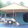 Luxury Camper Trailer Model BT CP4. New