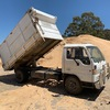 Under Auction - Mazda Tip Truck - Standard Tipping Body (3 cubic metre Sand or Soil)