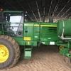 John Deere D450 windrower