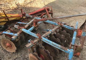Berends Offsets Plough