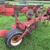 Kverneland reversible plough