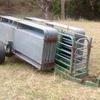 Thornton 22 Panel Portable Sheep Yards