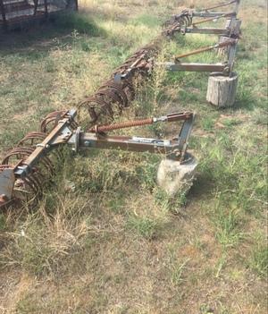 Auspoint coil harrows